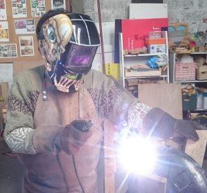 Stage fabrication chauffe eau bois