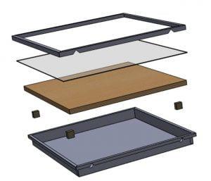 Auto construction panneaux solaires thermiques