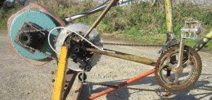Stage vélo génératrice low tech