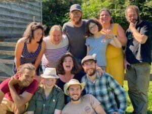 Week-end immersion au Bois du Barde